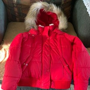 Girls coats, vests, and jackets